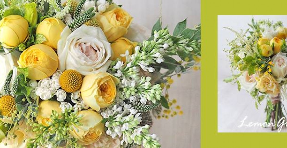 Lemongrass Wedding Floral & Accessories