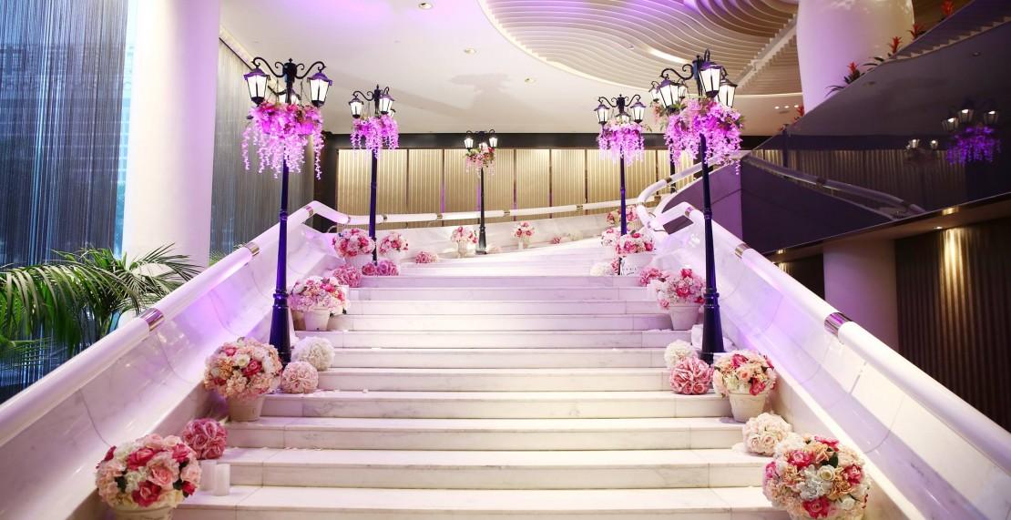 DECA CAFE Wedding Decoration