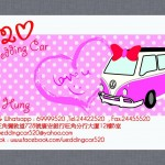 Wedding Car 520