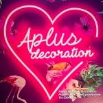 Aplus wedding decoration