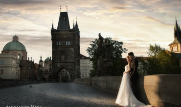 PRAGUE PRE-WEDDING 布拉格婚紗照 by Alexander Hera
