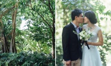 Little Wedding Party at Ammo 在Ammo的小婚禮