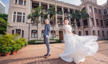 Vivian & Jacqui Hong Kong Pre-wedding