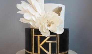 型格結婚蛋糕