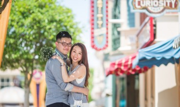 DOROTHY AND DERRICK — PRE WEDDING PHOTOS