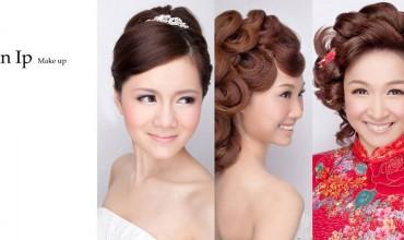 MUA Karman Ip make up@新娘化妝:Ting's big day分享
