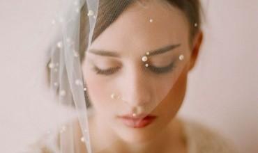 典雅氣質全靠它!百變新娘頭紗髮型IDEAS