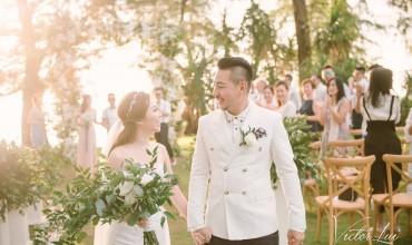 Genie & Oscar Phuket Wedding
