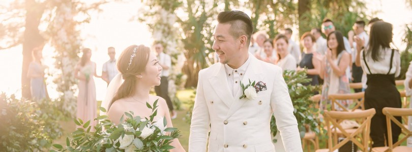Genie & Oscar Phuket Wedding