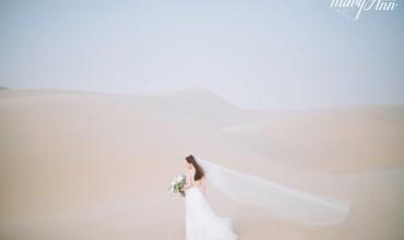 """""""I left my heart in the desert."""""""