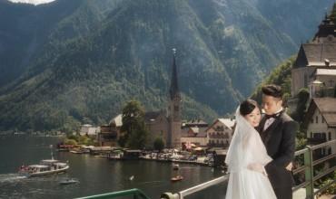 奧地利 PRE-WEDDING 一次拍出兩種感覺