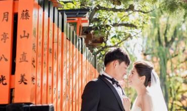 獨特的京都風情 Kyoto Pre-Wedding