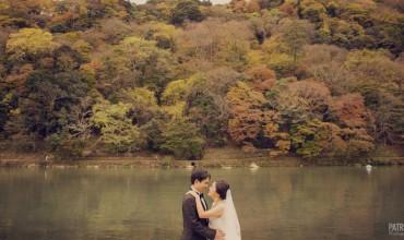 NATALIE & HIN'S KYOTO PRE-WEDDING