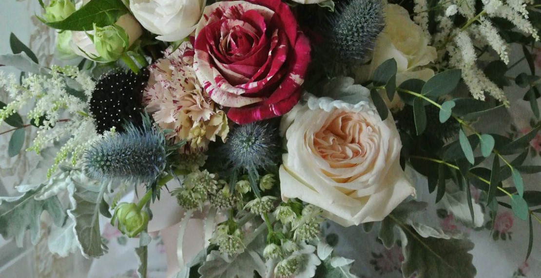 Flowda flowers 花弦心語