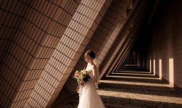 安排婚禮的確很累人,但的確很美