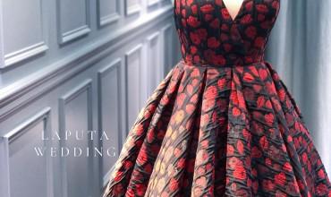 設計摩登時尚的晚裝