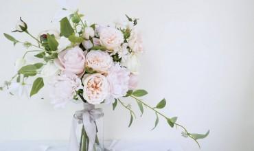 Bridal Bouquet . Fresh or Silk