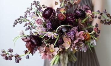 In Season Now: Fritillaria Wedding Flowers