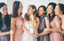│ Michelle Wong │ Bridal Shower │