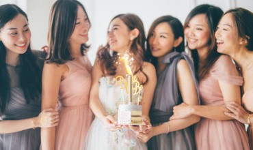 │ Michelle Wong │ Bridal Shower │