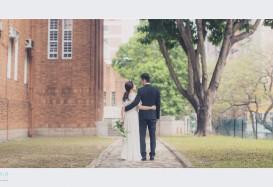 PRE-WEDDING AT MARYKNOLL CONVENT SCHOOL AND NAM SAN WAI