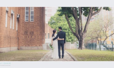 PRE-WEDDING AT MARYKNOLL CONVENT SCHOOL AND NAM SAN WAI