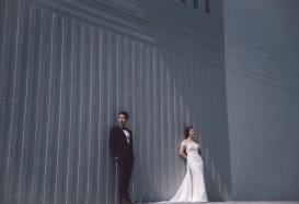 今年最喜愛的其中一張Pre-wedding 相片!