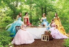 日本迪士尼夢幻公主禮服!11月開始接受預約 😍😍