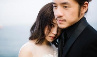 PRE-WEDDING PHOTOS OF SOFIA AND BENJAMIN – 石澳
