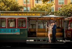 prewedding at San Francsico!