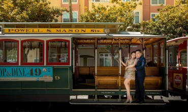 prewedding at San Francsico!