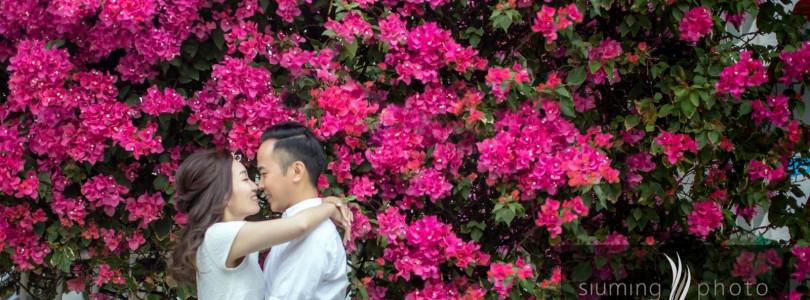 知唔知喺戶外拍婚紗照咩係最重要?
