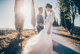 Yan & Ling   Tuscany