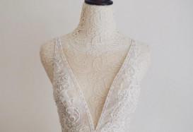 1959蕾絲婚紗