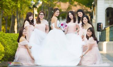 Bell & Ernset Happy Wedding