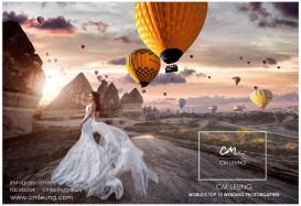 Turkey 🇹🇷 Cappadocia pre wedding
