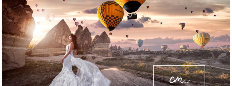 Turkey 🇹🇷 Cappadocia pre wedding
