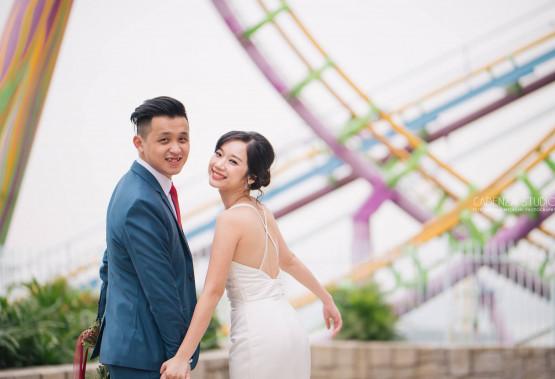 海洋公園婚禮