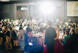 Zan + Michael Wedding day