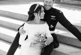 Meghan Markle's Wedding Dress Is…