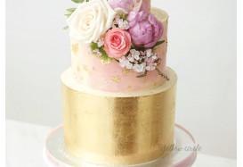 高貴而柔情 – 結婚蛋糕