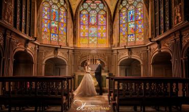 Bonnie and To-Fu Paris pre wedding!
