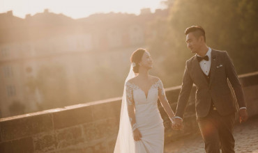 Oversea Pre Wedding collection✈️ Prague ??
