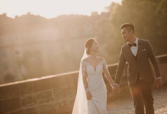 Oversea Pre Wedding collection✈️ Prague 🇨🇿