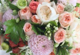 *bridal bouquet*
