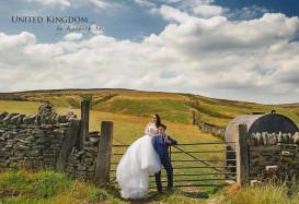 英國婚紗攝影
