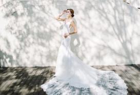 beautiful bride Yumi
