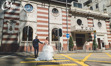 Cy Poon Photography – Hong Kong Prewedding