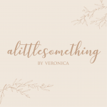 a LITTLE something – by veronica