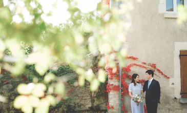 Overseas Pre-Wedding